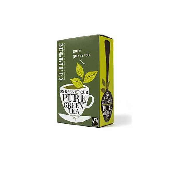 FAIRTRADE Te' Verde 25 bustine