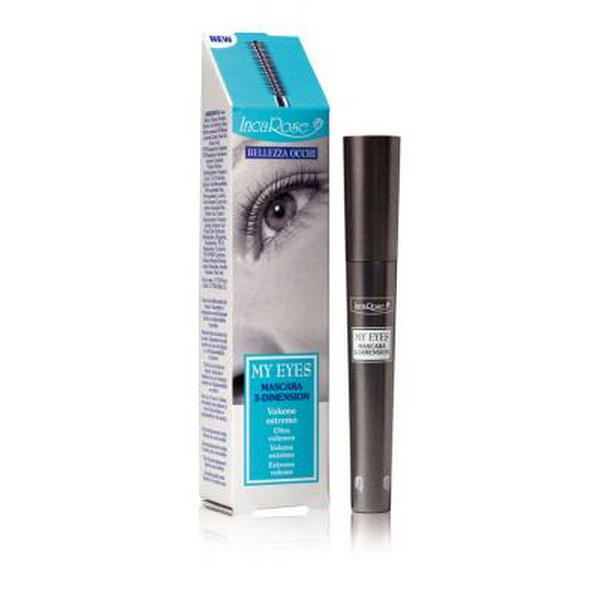 MASCARA 3-DIMENSION  volume estremo