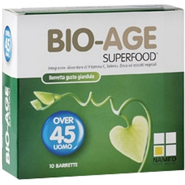 Bio-age superfood Uomo over 45