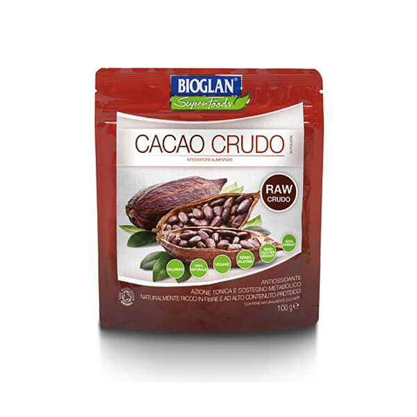 Bioglan® Superfoods Cacao crudo