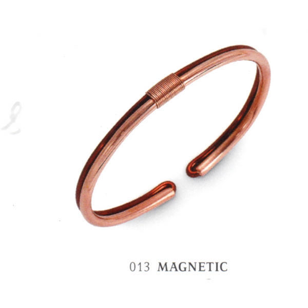 Bracciale in rame purissimo Magnetic