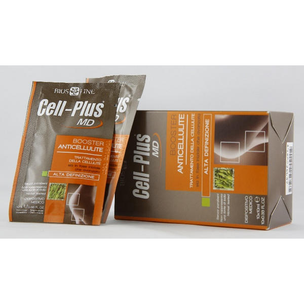 Cell-Plus MD Booster Anticellulite Bustine