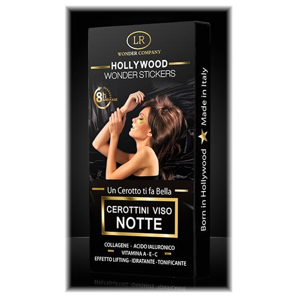 CEROTTINI BEAUTY VISO HOLLYWOOD STICKERS