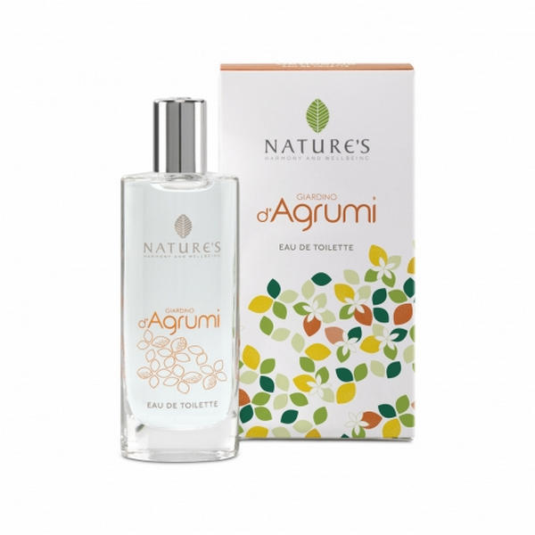 EAU DE TOILETTE Nature's