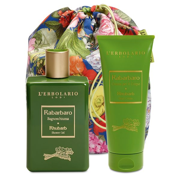 BeautyBag Duo Rabarbaro