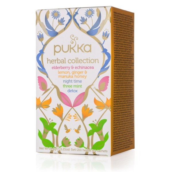 Herbal Colletion Pukka