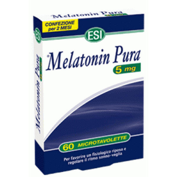 Melatonin Pura 5 mg