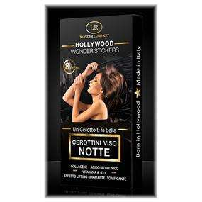 confezione: CEROTTINI BEAUTY VISO HOLLYWOOD WONDER STICKERS
