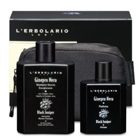 immagine di Tre Maxi Beauty Set Ginepro Nero