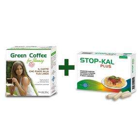 immagine di Green Coffee for slimming con Stop-Kal omaggio