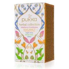 miniatura: Herbal Colletion Pukka