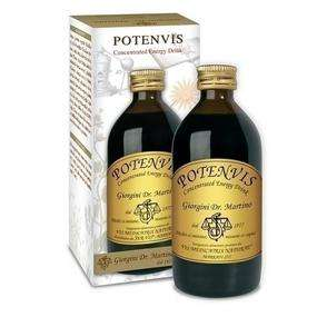 miniatura: POTENVIS CONCENTRATED ENERGY DRINK liquido