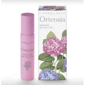 immagine di ORTENSIA Profumo Gel Roll-on