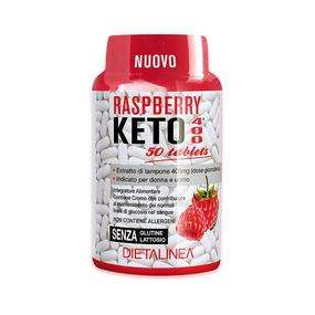 miniatura: Raspberry keton 400 tablets