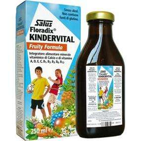 immagine di KINDERVITAL Fruity Formula ®