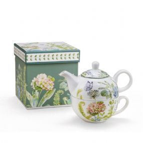miniatura: Tea for one Delicate Ortensie Neavita