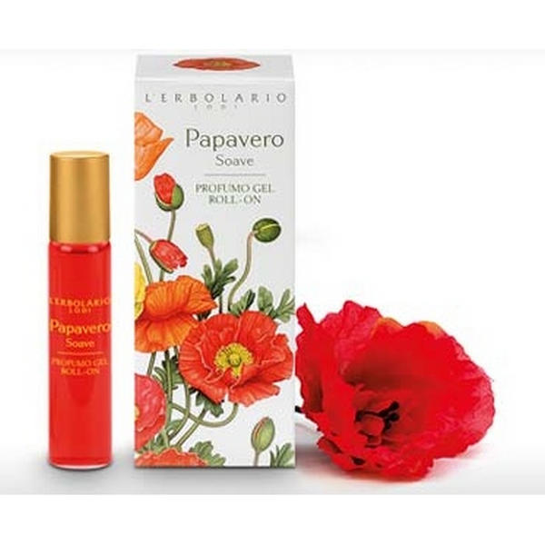 PAPAVERO SOAVE Profumo gel Roll-On