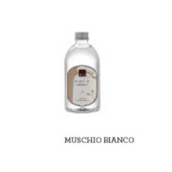 Ricarica Lampada Catalitica Muschio Bianco Nasoterapia Hp Italia