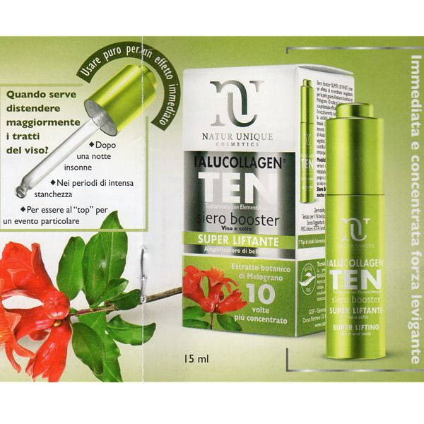 Siero booster Super Liftante viso collo