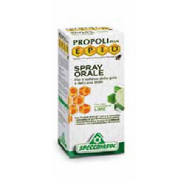 Spray orale gusto fresco lime